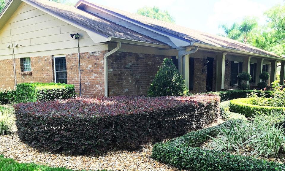 Tampa FL Landscaping Design