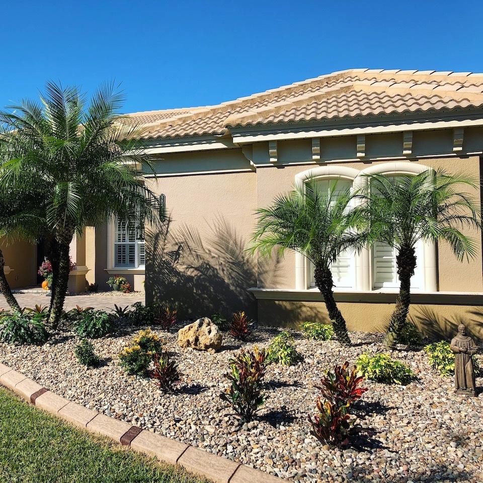 Xeriscaping Landscape Design Tampa FL