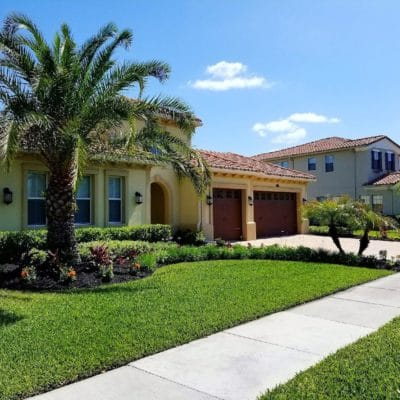 Lawn Care Tampa, Wesley Chapel