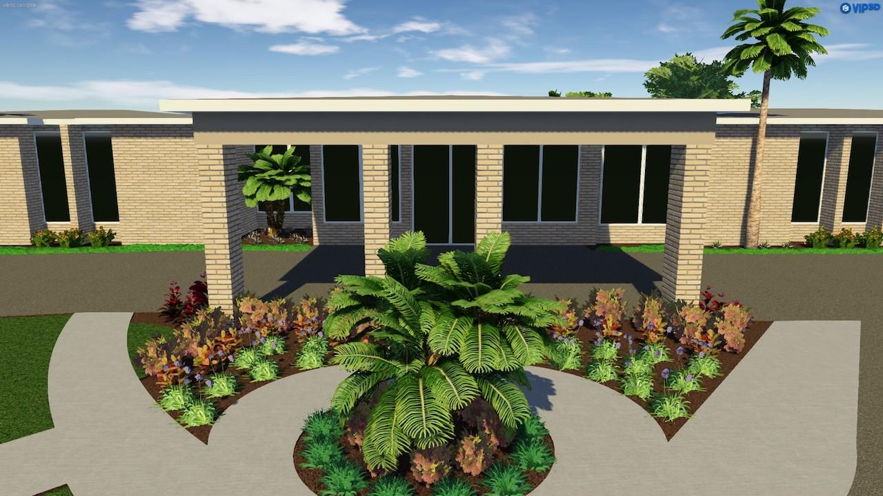 Landscape Design Tampa 01