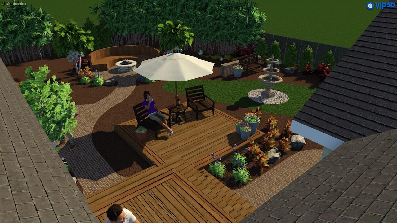 Landscape Design Tampa 02