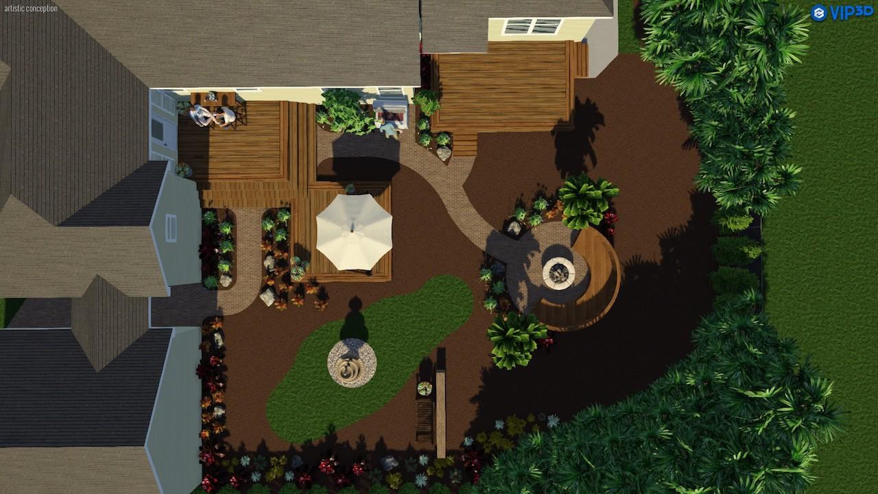 Landscape Design Tampa 03
